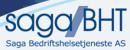 Saga BHT AS logo