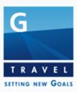 G Travel avd Verdal logo