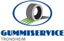 Gummiservice Produksjon AS avd Trondheim logo