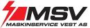 Maskinservice Vest AS logo