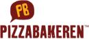 Pizzabakeren Sortland logo