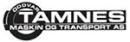 O Tamnes Maskin & Transport logo