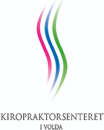 Kiropraktorsenteret i Volda AS logo