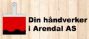 Din Håndverker i Arendal AS logo