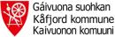 Gáivuona Suohkan - Kåfjord kommune - Kaivuonon komuuni logo