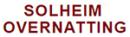 Solheim Overnatting logo