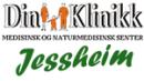 Din Klinikk Jessheim Trine Strand og Rolf Johnsen logo