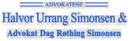 Advokatene Urrang Simonsen & Røthing Simonsen logo