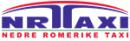 Nedre Romerike Taxi logo