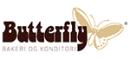 Butterfly Bakeri og Konditori avd Kontor logo