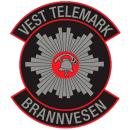 Vest-Telemark brannvesen logo