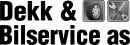 Dekk & Bilservice (Mekonomen) logo