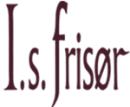 I.s.frisør logo