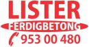 Lister Ferdigbetong AS logo