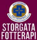 Storgata Fotterapi logo