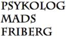 Psykolog Mads Friberg logo