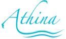 Heidi K. Dahl (Athina Frisør) logo