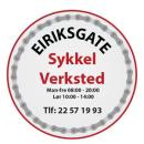 Eiriksgate Sykkelverksted AS logo