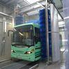 Salg buss/ storbilvask