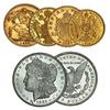 Selge mynter eller gull?