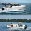 Nye båter og motorer