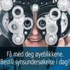Bestill synstest