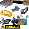 Deler og utstyr