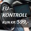 Bestill EU-kontroll