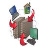 Skytjenester og serverløsninger
