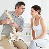 Hos kiropraktoren