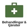 Behandlingar & tjänster