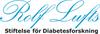 Rolf Lufts Stiftelse för Diabetesforskning logo