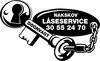 Nakskov Låseservice logo