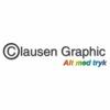 Clausen Graphic logo