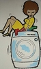Mønt-vask-rul logo