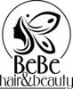 BeBe hair & beauty logo