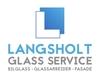 Langsholt Glass Service AS logo