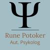 Psykolog Rune Potoker ApS logo