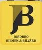 Jordbro Bilmek HB logo