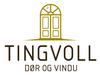 Tingvoll Dør og Vindu AS logo