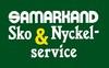 Samarkand Sko & Nyckelservice logo