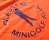 Gladsaxe Minigolf Klub logo