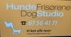 Hundefrisørene logo