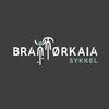 Brattørkaia Sykkel logo