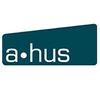 A-hus Uppsala logo