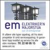 Elektriker'n Majorstua AS logo