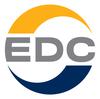 EDC Erhverv Trio logo