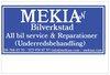 Mekian Bilverkstad AB logo