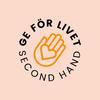 Ge för livet second hand logo