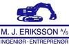 M. J. Eriksson Aktieselskab logo